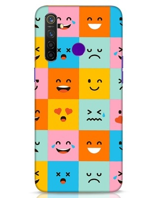Shop Happy Express Realme 5 Pro Mobile Cover-Front
