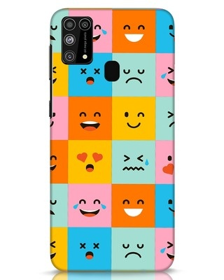 Shop Happy Express Samsung Galaxy M31 Mobile Cover-Front