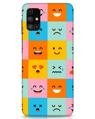 Shop Happy Express Samsung Galaxy M51 Mobile Cover-Front