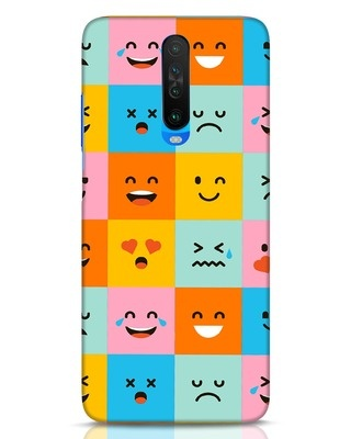 Shop Happy Express Xiaomi Poco X2 Mobile Cover-Front