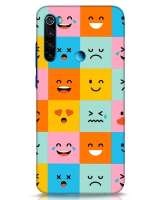 Shop Happy Express Xiaomi Redmi Note 8 Mobile Cover-Front
