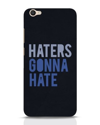 Shop Haters Gonna Hate Vivo V5 Mobile Cover-Front