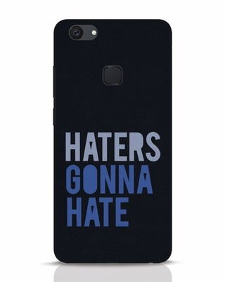 Shop Haters Gonna Hate Vivo V7 Plus Mobile Cover-Front