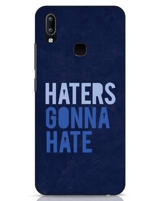 Shop Haters Gonna Hate Vivo Y91 Mobile Cover-Front