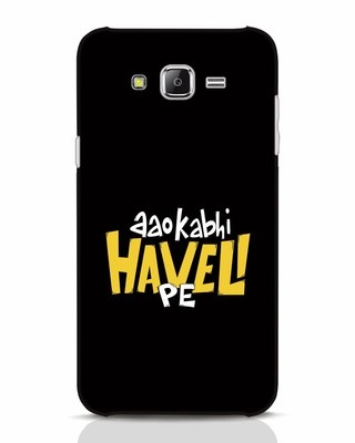 Shop Haveli Samsung Galaxy J7 Mobile Cover-Front