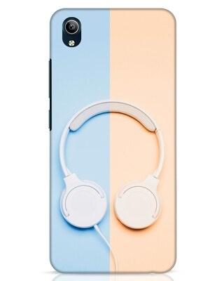 Shop Hazey Headphone Vivo Y91i Mobile Cover-Front