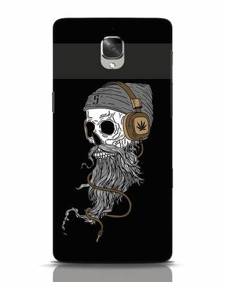 Shop Headphone Jack OnePlus 3T Mobile Cover-Front