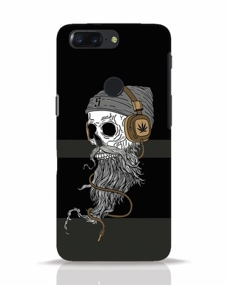 Shop Headphone Jack OnePlus 5T Mobile Cover-Front