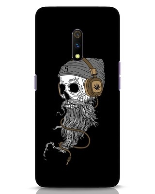 Shop Headphone Jack Realme X Mobile Cover-Front