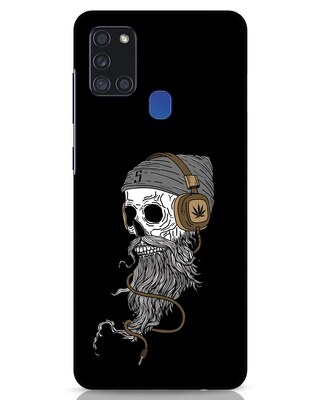 Shop Headphone Jack Samsung Galaxy A21s Mobile Cover-Front