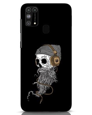 Shop Headphone Jack Samsung Galaxy M31 Mobile Cover-Front