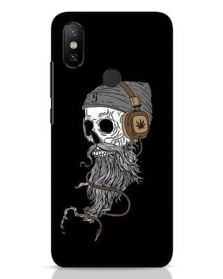 Shop Headphone Jack Xiaomi Mi A2 Mobile Cover-Front