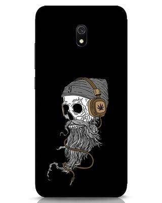 Shop Headphone Jack Xiaomi Redmi 8A Mobile Cover-Front