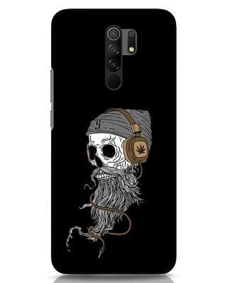 Shop Headphone Jack Xiaomi Redmi 9 Prime Mobile Cover-Front