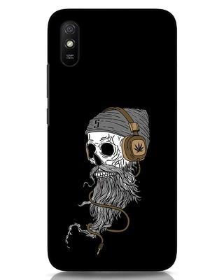 Shop Headphone Jack Xiaomi Redmi 9A Mobile Cover-Front