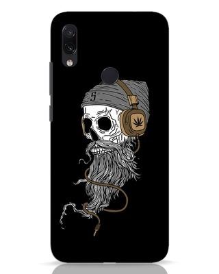 Shop Headphone Jack Xiaomi Redmi Note 7 Mobile Cover-Front