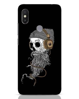Shop Headphone Jack Xiaomi Redmi Y2 Mobile Cover-Front