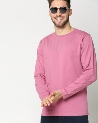 Shop Heater Rose Full Sleeve T-Shirt-Front
