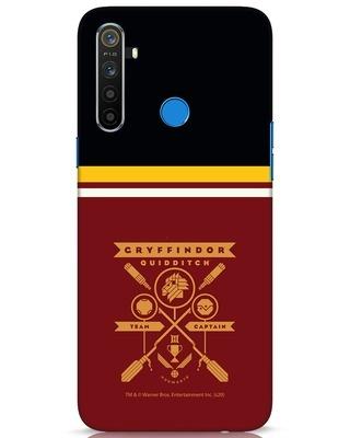 Shop Heir Of Godric Gryffindor Realme 5 Mobile Cover-Front