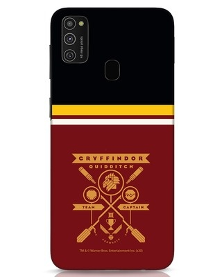 Shop Heir Of Godric Gryffindor Samsung Galaxy M21 Mobile Cover-Front