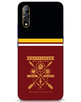 Shop Heir Of Godric Gryffindor Vivo S1 Mobile Cover-Front