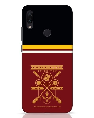 Shop Heir Of Godric Gryffindor Xiaomi Redmi Note 7 Pro Mobile Cover-Front
