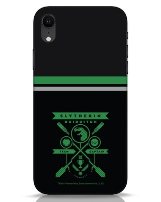 Shop Heir Of Salazar Slytherin iPhone XR Mobile Cover-Front