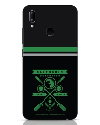 Shop Heir Of Salazar Slytherin Vivo Y91 Mobile Cover-Front