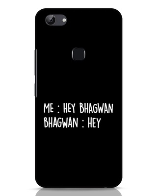 Shop Hey Bhagwan Vivo Y83 Mobile Cover-Front