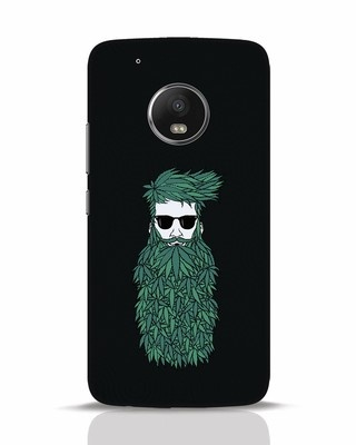 Shop High Beard Moto G5 Plus Mobile Cover-Front