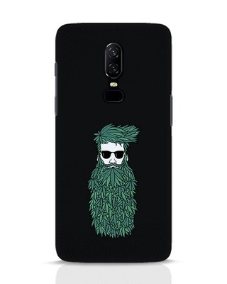 Shop High Beard OnePlus 6 Mobile Cover-Front