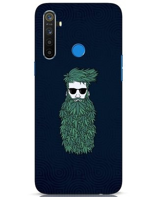 Shop High Beard Realme 5 Mobile Cover-Front