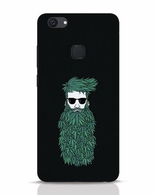 Shop High Beard Vivo V7 Plus Mobile Cover-Front