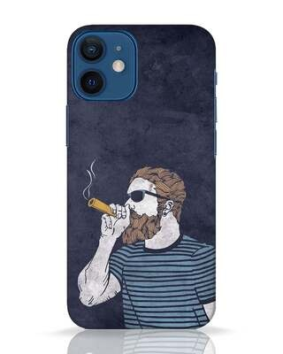 Shop High Dude iPhone 12 Mini Mobile Cover-Front