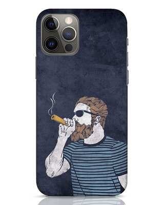 Shop High Dude iPhone 12 Pro Max Mobile Cover-Front