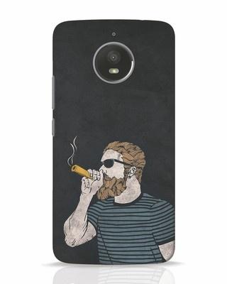 Shop High Dude Moto E4 Plus Mobile Cover-Front