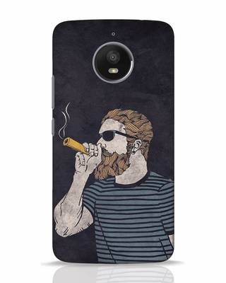 Shop High Dude Moto E4 Plus Mobile Cover-Front