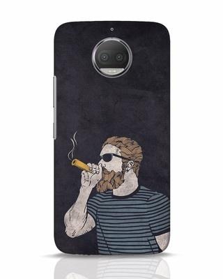 Shop High Dude Moto G5s Plus Mobile Cover-Front