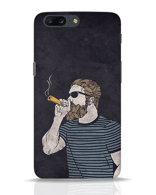 Shop High Dude OnePlus 5 Mobile Cover-Front