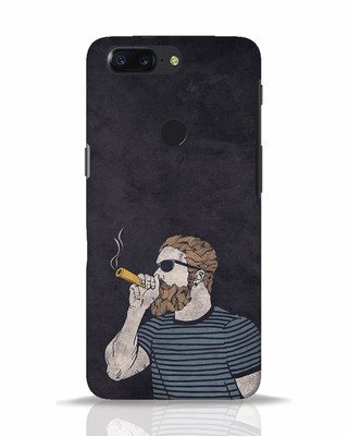 Shop High Dude OnePlus 5T Mobile Cover-Front