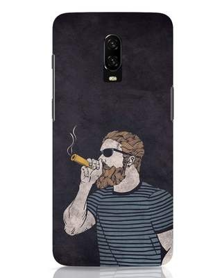 Shop High Dude OnePlus 6T Mobile Cover-Front