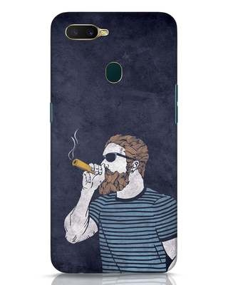Shop High Dude Oppo A7 Mobile Cover-Front