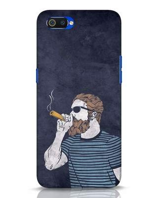 Shop High Dude Realme C2 Mobile Cover-Front
