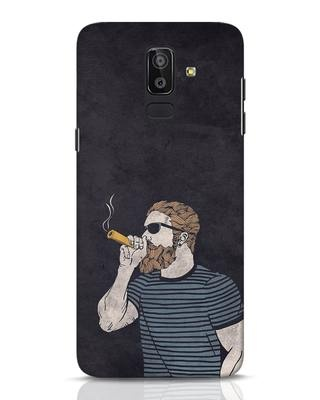 Shop High Dude Samsung Galaxy J8 Mobile Cover-Front