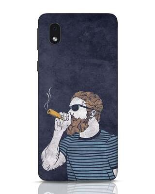 Shop High Dude Samsung Galaxy M01 Mobile Cover-Front