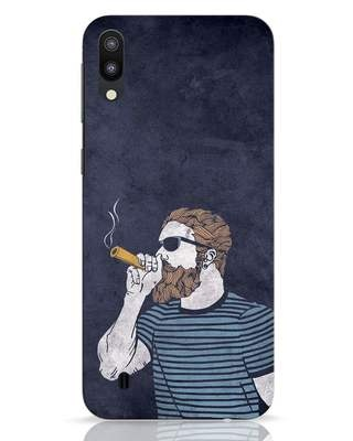 Shop High Dude Samsung Galaxy M10 Mobile Cover-Front