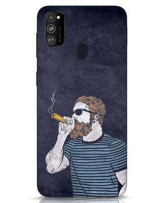 Shop High Dude Samsung Galaxy M30s Mobile Cover-Front