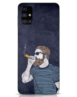 Shop High Dude Samsung Galaxy M31s Mobile Cover-Front