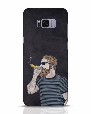 Shop High Dude Samsung Galaxy S8 Plus Mobile Cover-Front