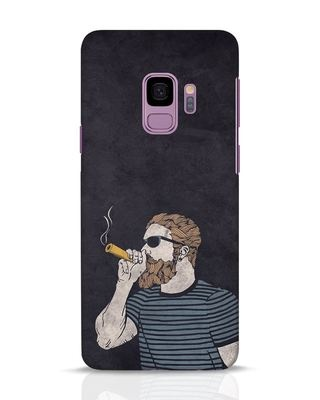 Shop High Dude Samsung Galaxy S9 Mobile Cover-Front